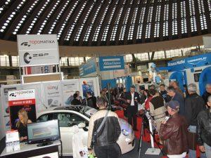 3D grupa na međunarodnom sajmu tehnike i tehničkih dostignuća Beograd 2012