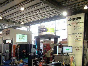 3D grupa na sajmu alatnih strojeva BIAM 2010