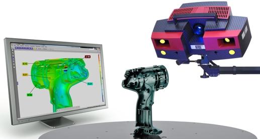 3D mjerenje plastike