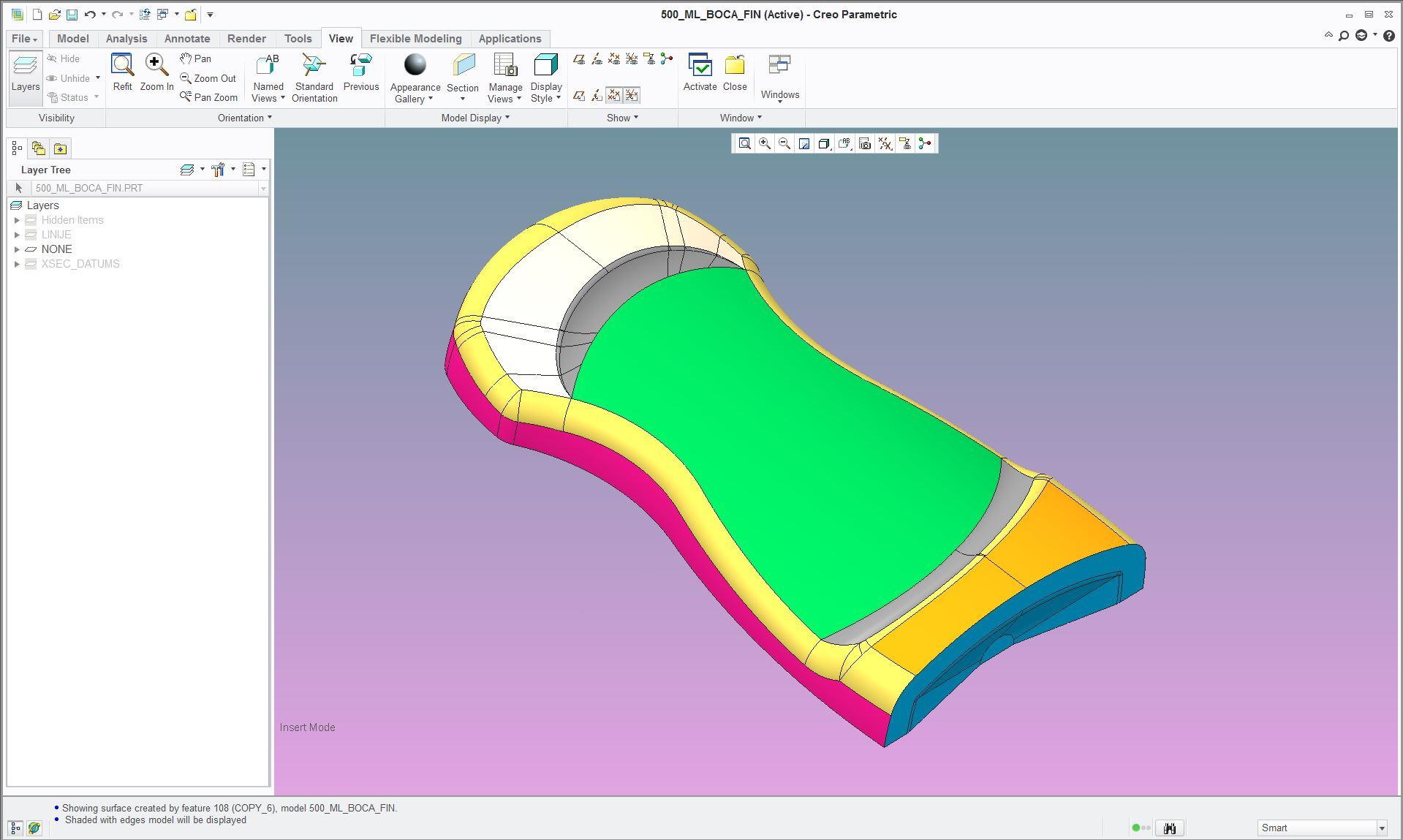 CAD modeliranje