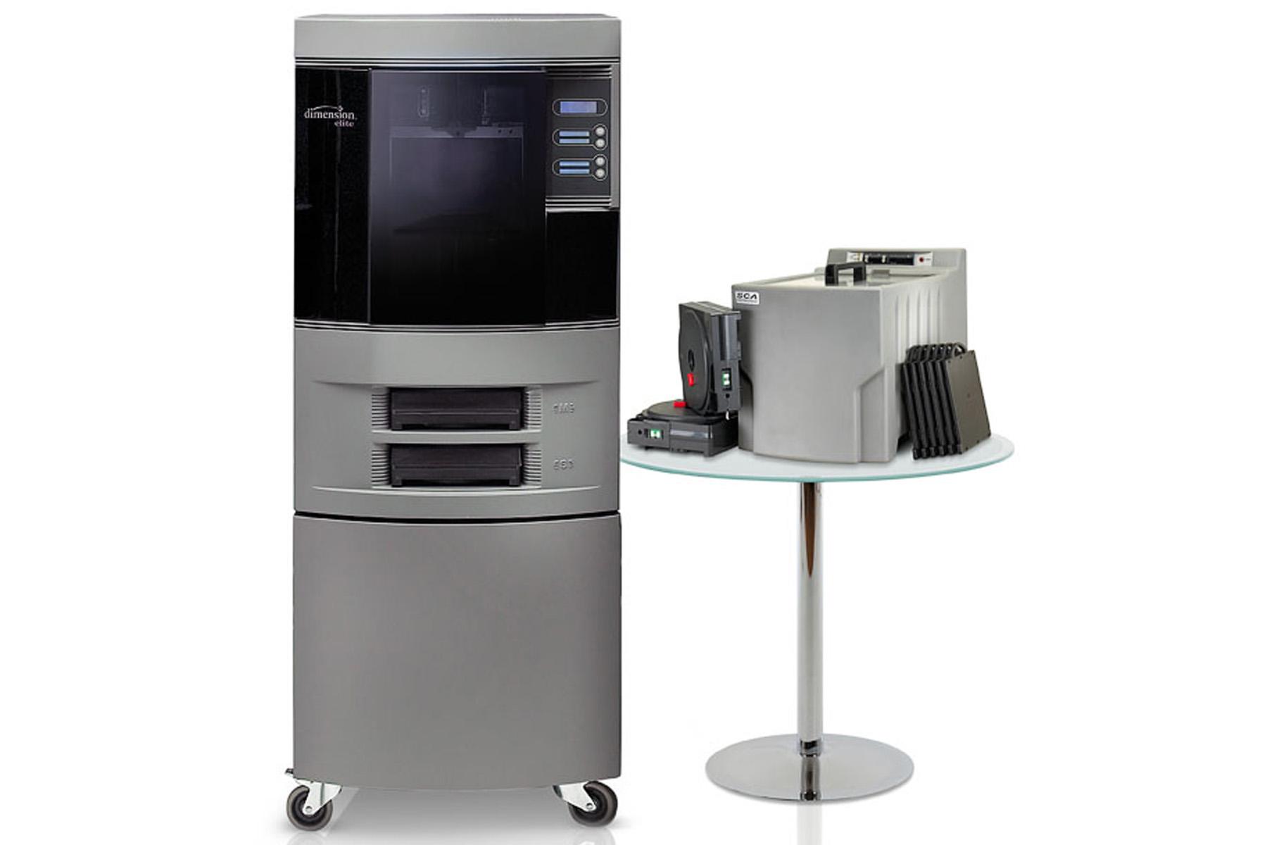 FDM 3D printeri