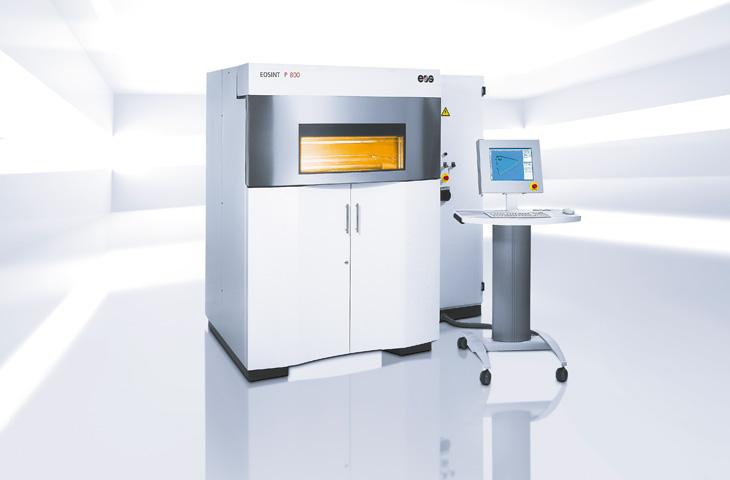 SLS printeri