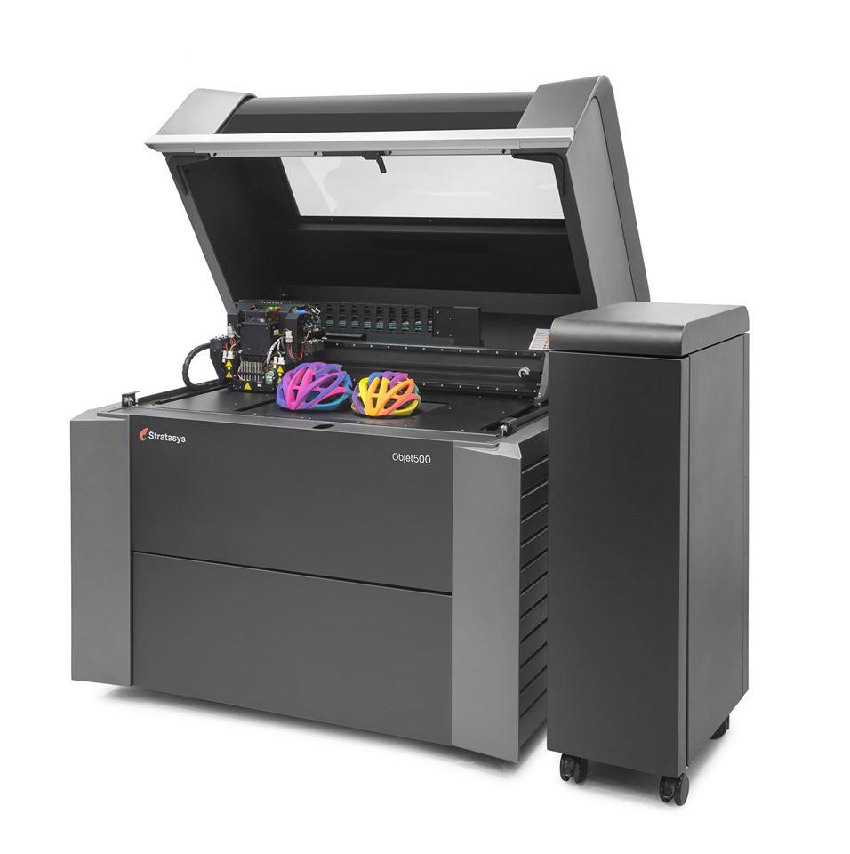 polyjet 3D printeri